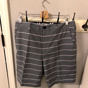 HURLEY Surge Walk Shorts Size 34